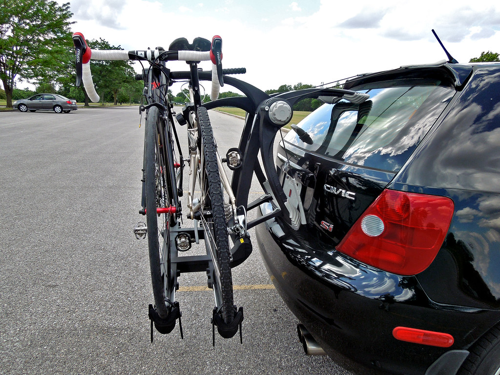 Trunk Bike rack