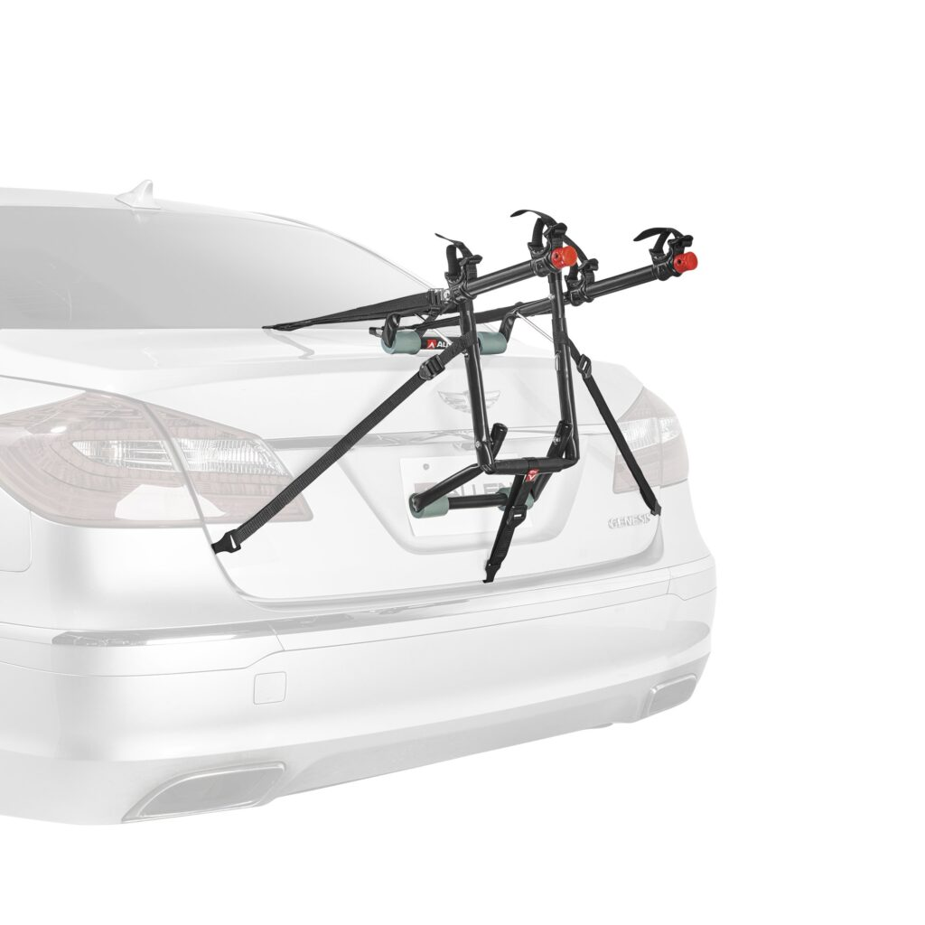 Allen Sports deluxe 2 Bike trunk mount rack